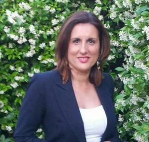 Yolanda Ramírez, Portavoz de Ciudadanos (C's) en la Diputación Provincial de Guadalajara.