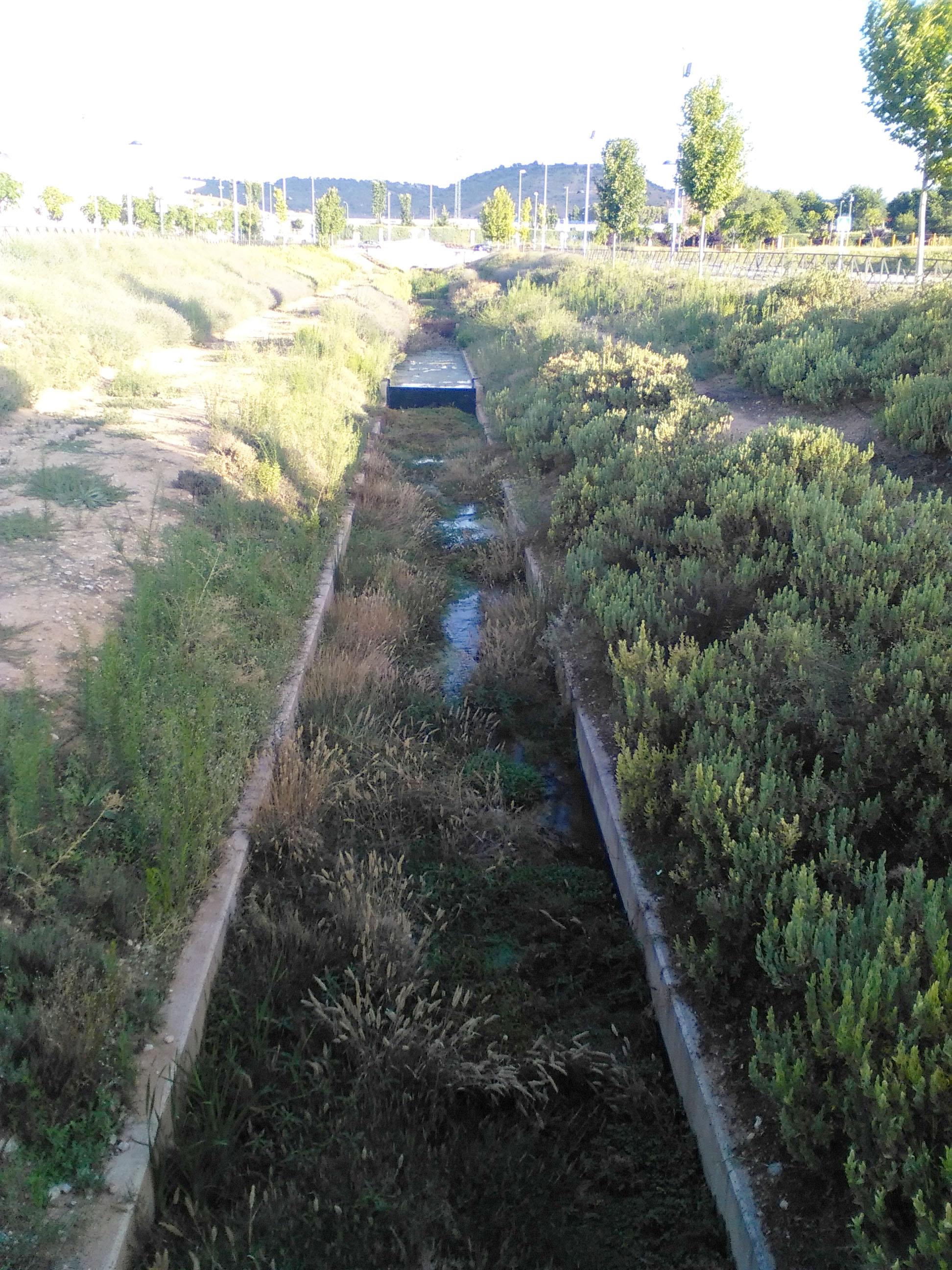 Canal El Fuerte