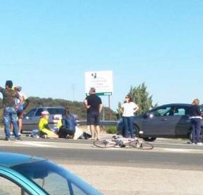 Ciudadanos (C's) lamenta un nuevo accidente en la N-320 en la confluencia con la carretera M-113