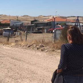 La Diputada Provincial de Ciudadanos (C's), Yolanda Ramírez, visita los Ayuntamientos de Albalate de Zorita y Driebes