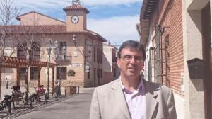 Juan Gordillo, Portavoz de Ciudadanos (C's) en el Ayuntamiento de El Casar-Mesones.