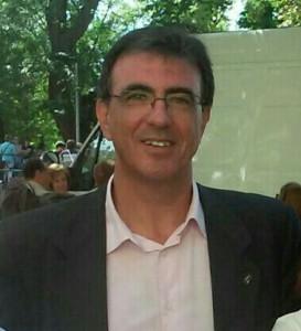 Juan Gordillo, Portavoz del Grupo Municipal Ciudadanos (C's) El Casar-Mesones.