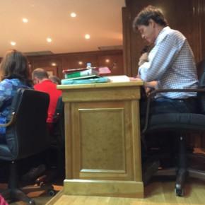 El Pleno de Alovera aprueba por unanimidad la Moción de Ciudadanos (C's) para impulsar un Pacto Nacional del Agua