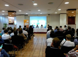 Reunión de concejales electos y diputados provinciales de Ciudadanos (C's) Castilla-La Mancha