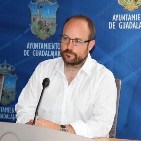C's Guadalajara pide un debate del estado de la ciudad y mejoras que impulsen la participación ciudadana