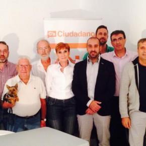 Ciudadanos El Casar-Mesones elige por unanimidad a Yolanda Ramírez, como coordinadora de esta nueva Agrupación