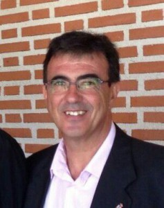 Juan Gordillo, Subdelegado Territorial de C's Castilla-La Mancha por Guadalajara.