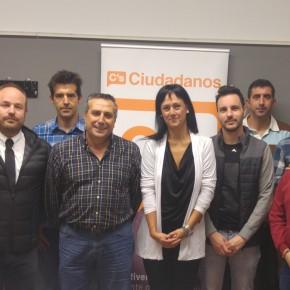 Ciudadanos (C's) Azuqueca se constituye en Agrupación Local y nombra a su Junta Directiva