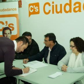 David Espinosa, elegido Coordinador de la Agrupación Local de Ciudadanos (C's) Alovera