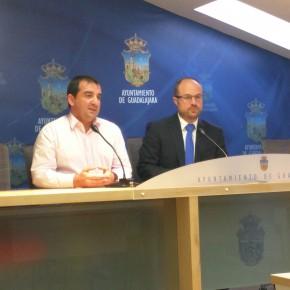 Ciudadanos (C's) quiere recuperar el Alcázar Real para Guadalajara