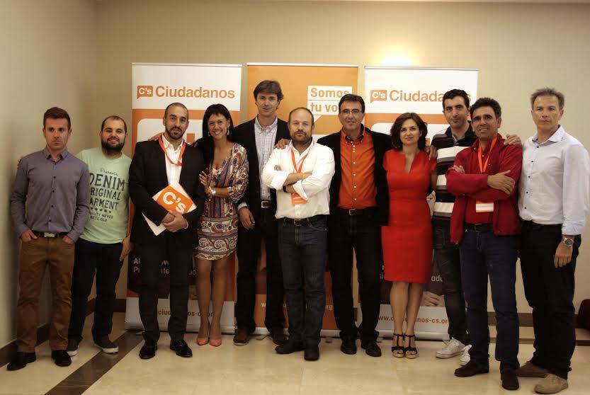 Miembros de C's Guadalajara