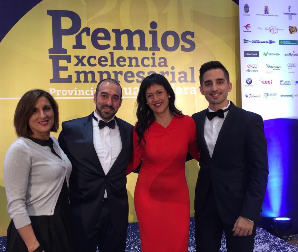 Premios Excelencia CEOE 2015