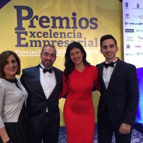 Ciudadanos (C's) Guadalajara asiste a la gala de Premios de Excelencia Empresarial organizados por CEOE-CEPYME