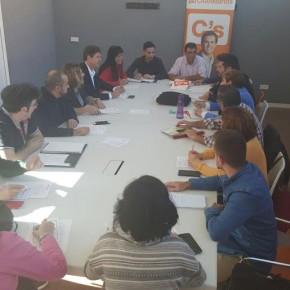 Arranca la precampaña del 20D para Ciudadanos (C's) Guadalajara