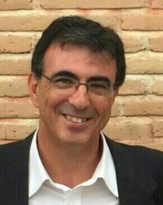 Juan Gordillo, Portavoz del Grupo Muncipal C's El Casar Mesones y Subdelegado Territorial de C's en Guadalajara.