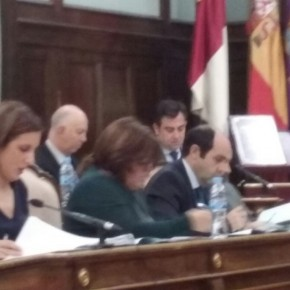 El Grupo de Ciudadanos C's en la Diputación Provincial apuesta por la inversión con cargo a superávit en los presupuestos de la Corporación