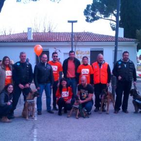 Ciudadanos (C's) Azuqueca de Henares muestra la importante labor de las Unidades Caninas en una Exhibición Solidaria