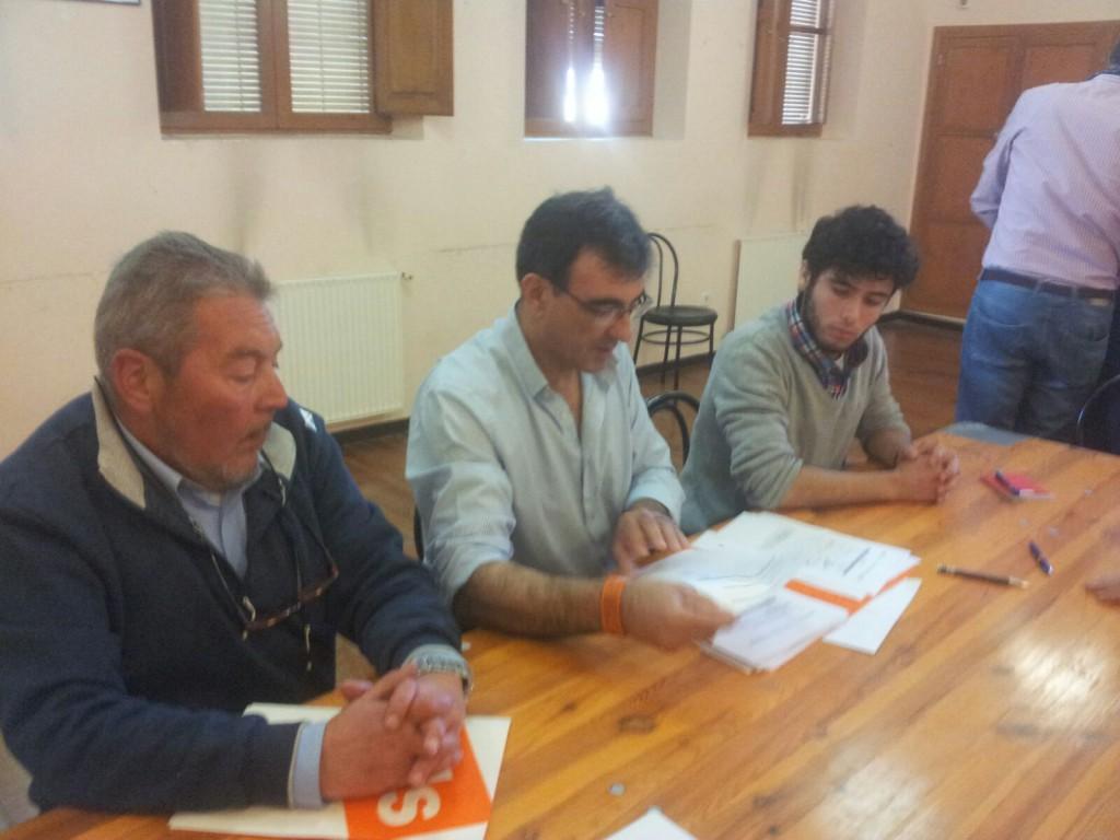 C's Cabanillas del Campo elige su Junta Directiva