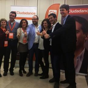 Ciudadanos (C's) rompe el bipartidismo en Guadalajara