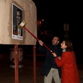 """Orlena de Miguel: """"Nuestra campaña va a ser a pie de calle, junto a los ciudadanos.  Tenemos un buen programa, tenemos ilusión y tenemos equipo"""""""