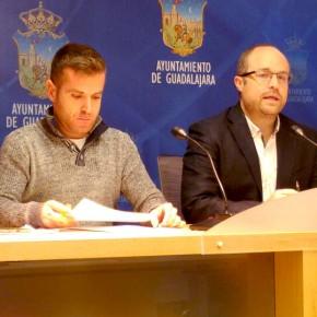 Ciudadanos (C's) Guadalajara explica sus propuestas para el presupuesto municipal de este 2016