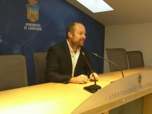 Alejandro Ruiz en rueda de prensa - 28.01.16