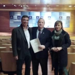 Ciudadanos (C's) El Casar-Mesones y Ciudadanos (C's) Galápagos participan de la adhesión de sus municipios a las 'Oficinas Anti Desahucios' de Castilla-La Mancha