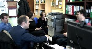 Reunión de Ciudadanos (C's) con COCEMFE