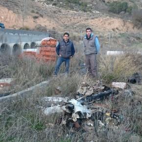 Ciudadanos (C's) Tendilla exige la puesta en marcha de la depuradora y medidas para limpieza y mantenimiento del arroyo Pra