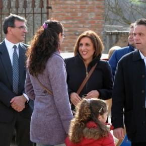 """Yolanda Ramírez: """"Trabajamos para que las fiestas en La Campiña sean declaradas de interés turístico regional"""""""