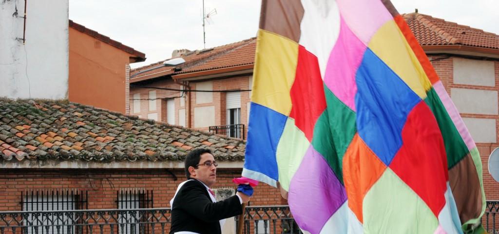 Festividad de Las Candelas en El Casar / Foto: Joaquín La Campiña.