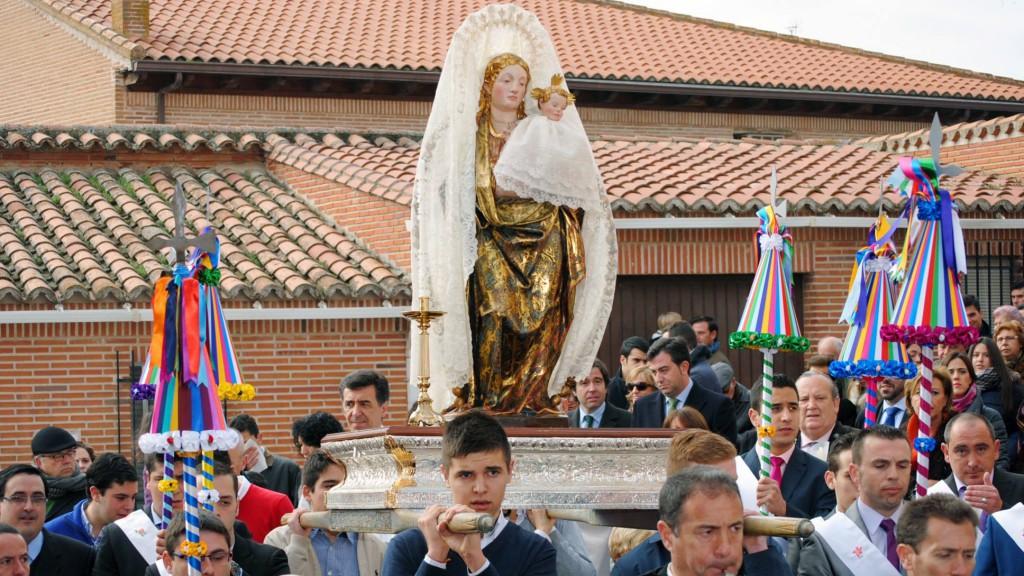 estividad de Las Candelas en El Casar / Foto: Joaquín La Campiña.