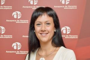 Silvia García, Portavoz del Grupo Municipal C's Azuqueca.