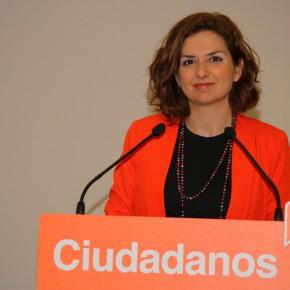 Orlena de Miguel, Diputada Nacional de Ciudadanos (C's) por Guadalajara, será portavoz de la Comisión Parlamentaria de Políticas Integrales de la Discapacidad