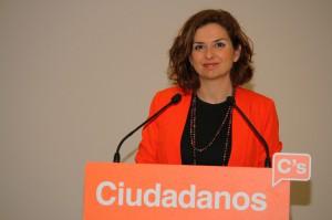 Orlena de Miguel, Diputada Nacional de C's.