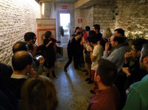 'Café Ciudadano' celebrado este domingo