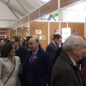 """Yolanda Ramírez: """"El sector apícola en Guadalajara continúa despuntando en el mundo gracias a la apuesta por la calidad"""""""