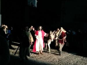 La Pasión Viviente de Fuentelencina.