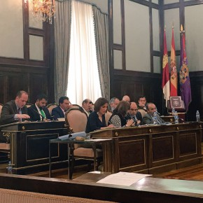 El Pleno de la Diputación aprueba impulsar un Plan Hidrológico Nacional basado en criterios técnicos a propuesta de Ciudadanos
