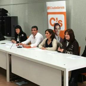 Los afiliados de Ciudadanos (C's) Guadalajara celebran una nueva asamblea