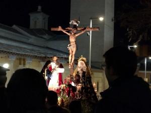 Procesión del Silencio y Santo Entierro de Guadalajara.