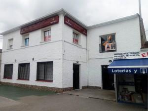 Imagen del bar El Casino en Torrejón del Rey, de licitación pública.