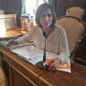 La Diputación aprueba un convenio para implantar medidas de transparencia incluidas en el acuerdo de investidura con Ciudadanos