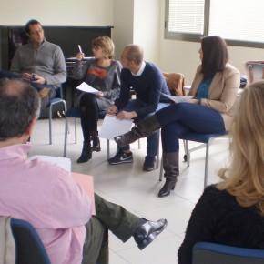 La Agrupación de Ciudadanos (C's) Guadalajara Ciudad se reúne para trazar las líneas de trabajo de esta nueva campaña electoral