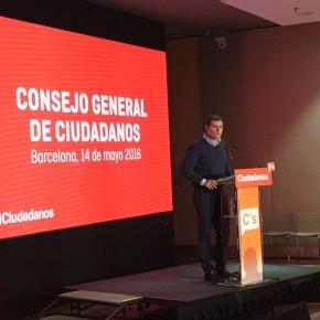Orlena de Miguel y Silvia García encabezarán las listas de Ciudadanos (C's) en Guadalajara
