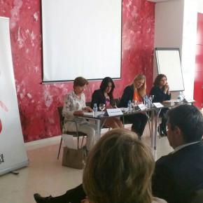 """Orlena de Miguel: """"Necesitamos poner en marcha una normativa estatal para todos los CEEs"""""""