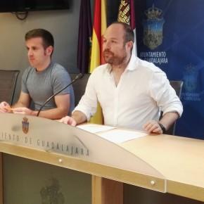 Alejandro Ruiz y Ángel Bachiller en rueda de prensa - 30.05.16