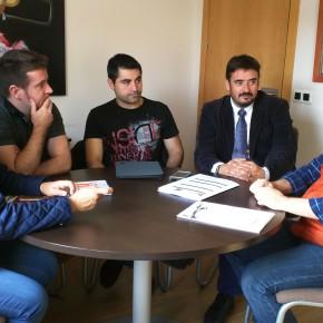 Ciudadanos (C's) Guadalajara se reúne con el alcalde de Marchamalo por el conflicto del Plan ASTRA