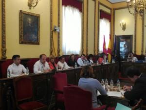 Pleno del Ayuntamiento de Guadalajara - 18.05.16