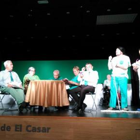 El Grupo Municipal C's El Casar-Mesones asiste a la representación de los artistas locales 'Los Cómicos del Casar'